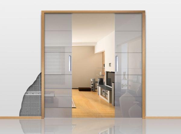 Двустворчатый пенал OpenSpace Encontro для дверей высотой 2100 мм