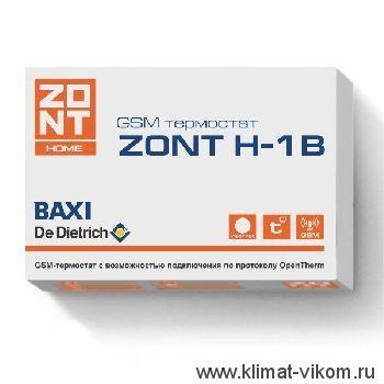 Система удаленного управления котлом ZONT-H1B