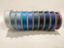 Spark Beads Нить для бисера TYTAN 100 микс сине-голубой