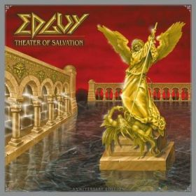 """EDGUY """"Theater Of Salvation"""" 1999/2019 [2CD]"""