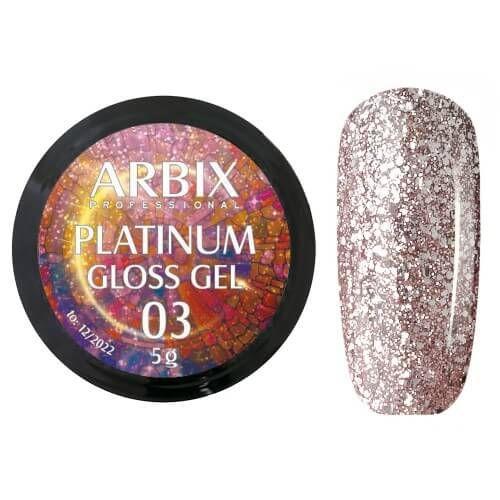 Arbix Platinum Gel 03