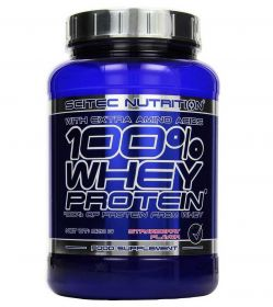 Whey Protein от Scitec Nutrition 920 гр