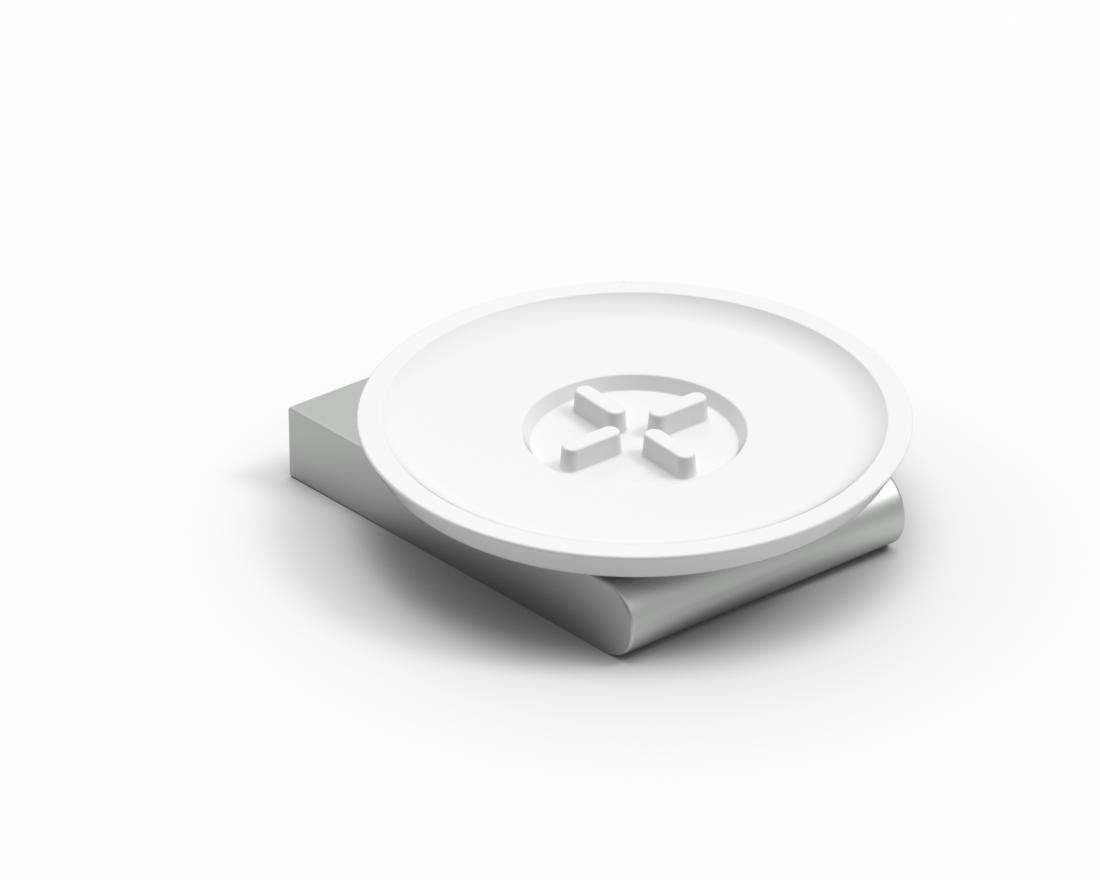 Мыльница настенная/Soap holder