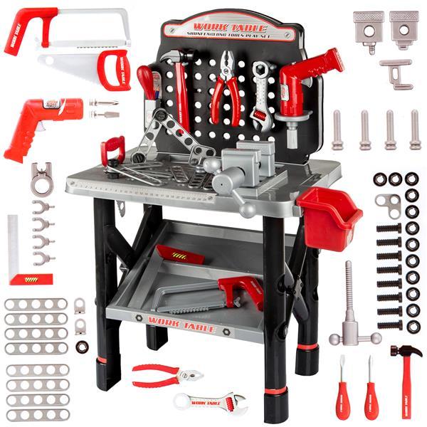 Верстак с инструментами 50 элементов KP6554