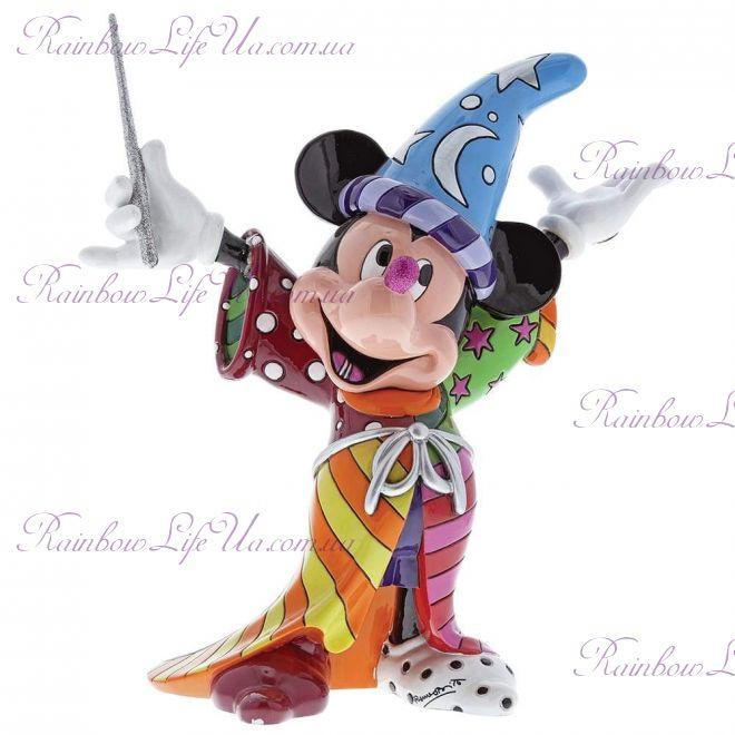 """Фигурка Микки Маус Волшебник """"Disney. Britto"""""""