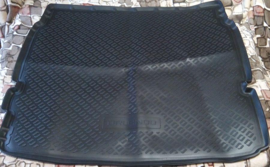Коврик багажника полиуретановый CHEVROLET Orlando (5 мест)
