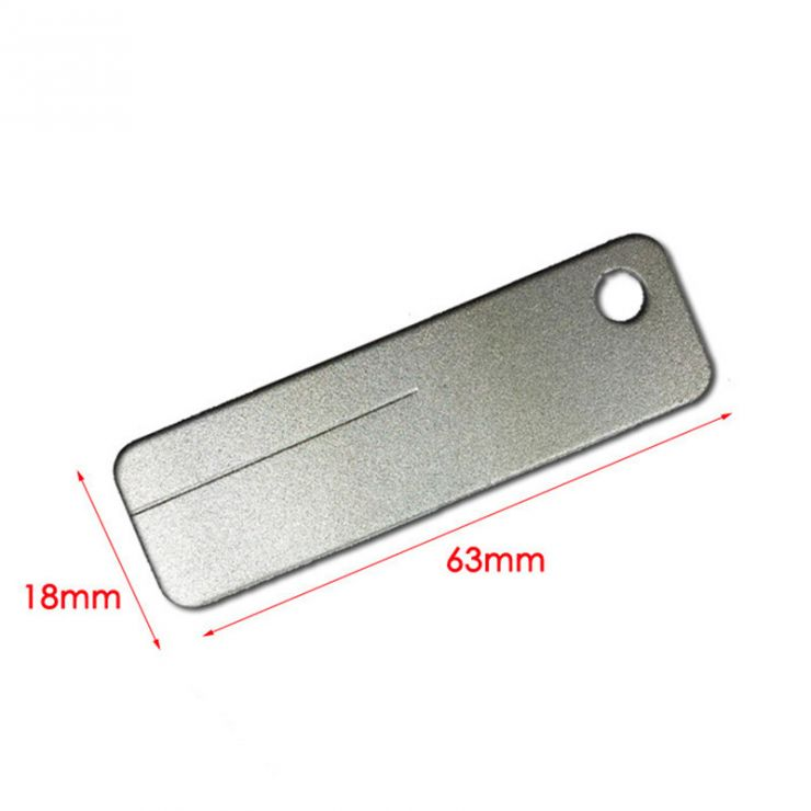 Точило DMD F205 miniST брелок Grit: 400# 63*18 мм алмазный