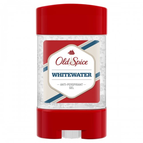 """Old Spice  """"WhiteWater"""" gel"""