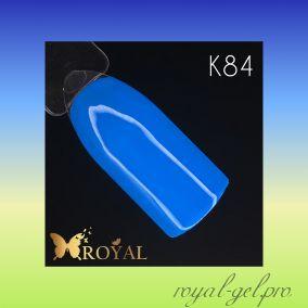 K84 Royal CLASSIC гель краска 5 мл.