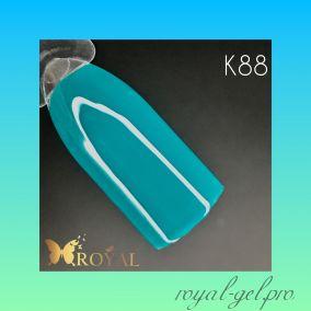 K88 Royal CLASSIC гель краска 5 мл.