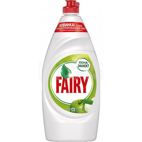 "FAIRY ""Зеленое яблоко"" 900 мл."