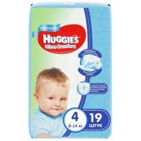 "Huggies ""Ultra Comfort 4"" 19 шт."