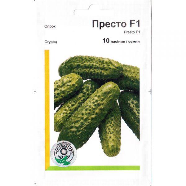 «Престо» F1 (10 семян) от Rijk Zwaan, Голландия