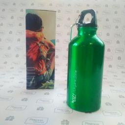 бутылки для воды с логотипом на заказ
