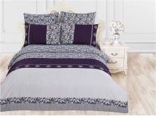 Постельное белье Сатин Полермо  2-спальный Арт.276-2