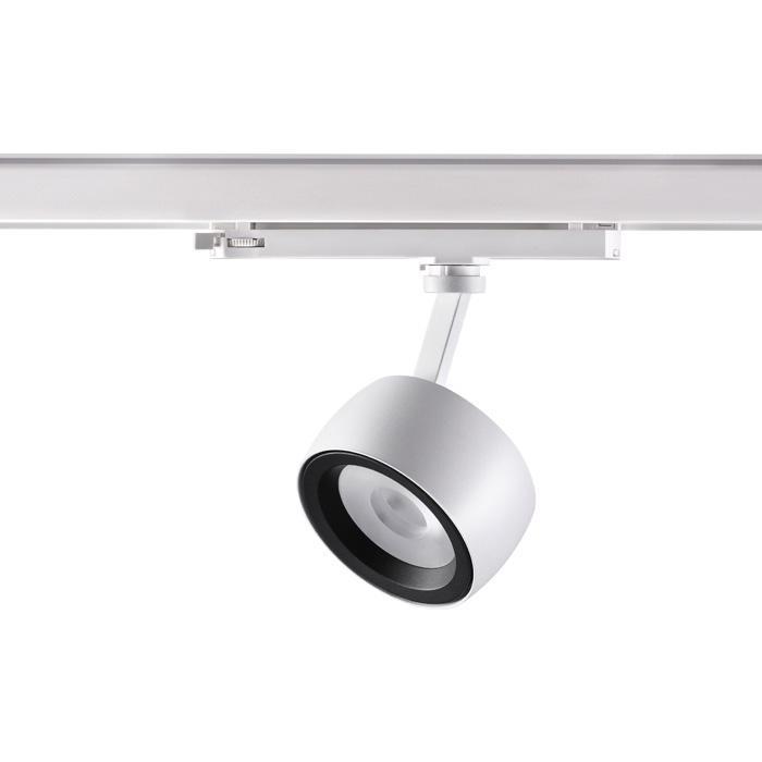 Трековый светодиодный светильник Novotech Helix 358172