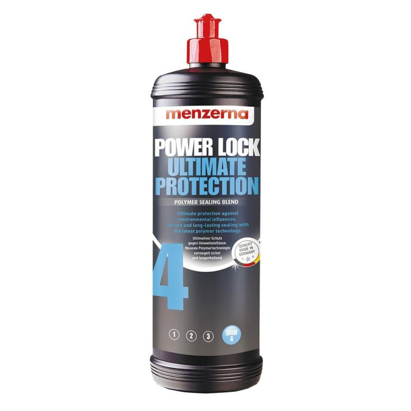 Menzerna Power Lock Ultimate Protection полимерное защитное покрытие, 1л.