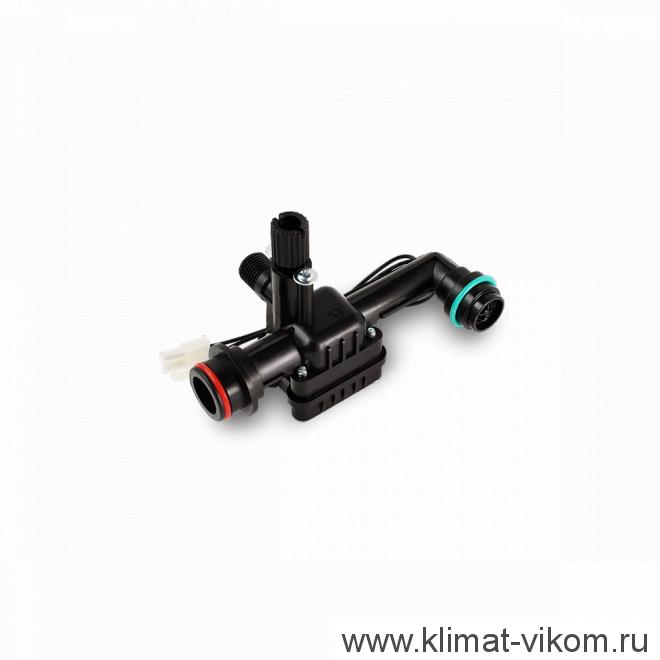 Гидроузел датчика протока с краном подпитки ACE 13-24K, Coaxial 13-24K,(30002725D) арт.BH1410017A
