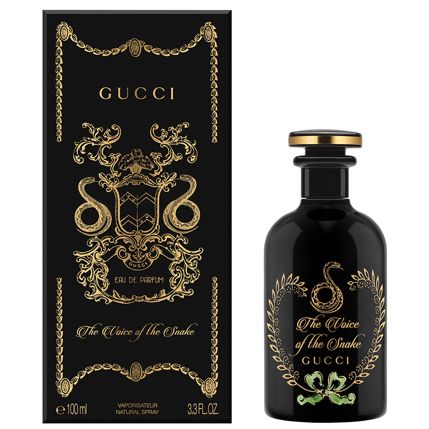 Gucci The Voice Of The Snake Eau De Parfum 100 мл - подарочная упаковка