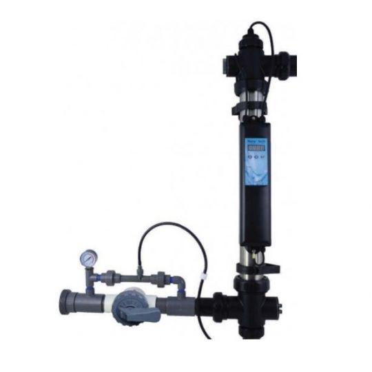 Ультрафиолетовая установка Aquaviva NT-UV87-ТО Timer+Ozone