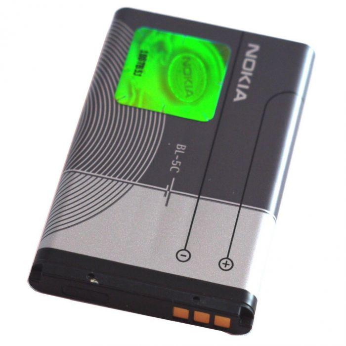 Оригинальный аккумулятор Blc-5 для Nokia C2-06