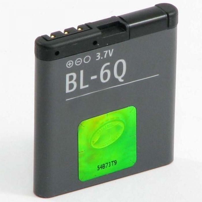 Оригинальный аккумулятор Bl-6q для Nokia 6700 Classic