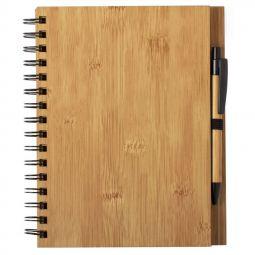 блокноты из бамбука оптом