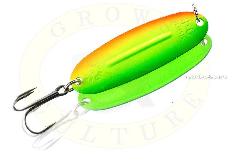 Блесна колеблющаяся Grows Culture Will'mans  7гр / цвет: 014А