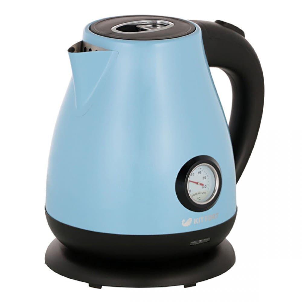 Чайник KitFort КТ-642-2 голубой