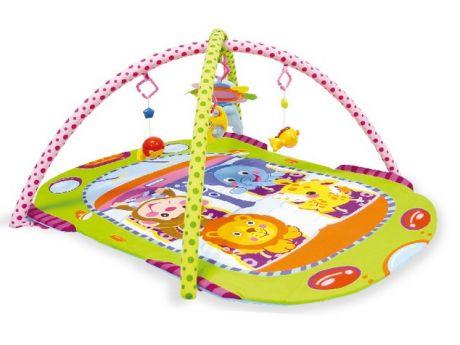 Развивающий игровой коврик Lorelli Toys Автобус