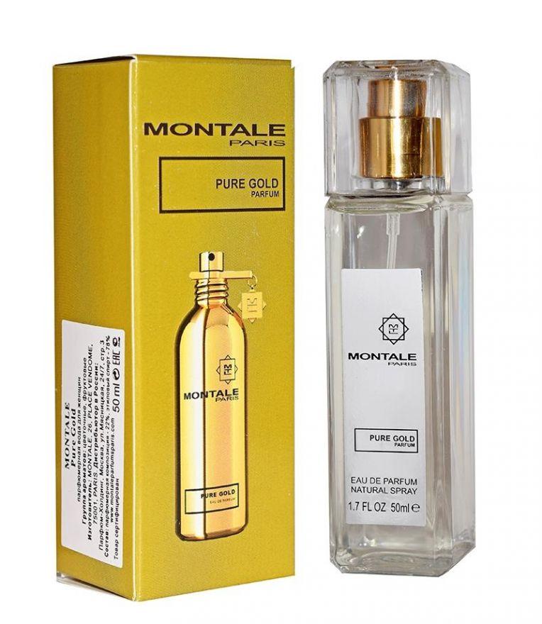 Montale Pure Gold  50 мл (суперстойкий)