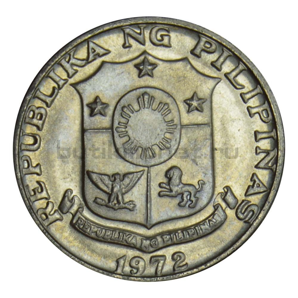 25 сентимо 1972 Филиппины