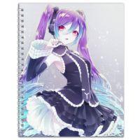 Тетрадь Vocaloid