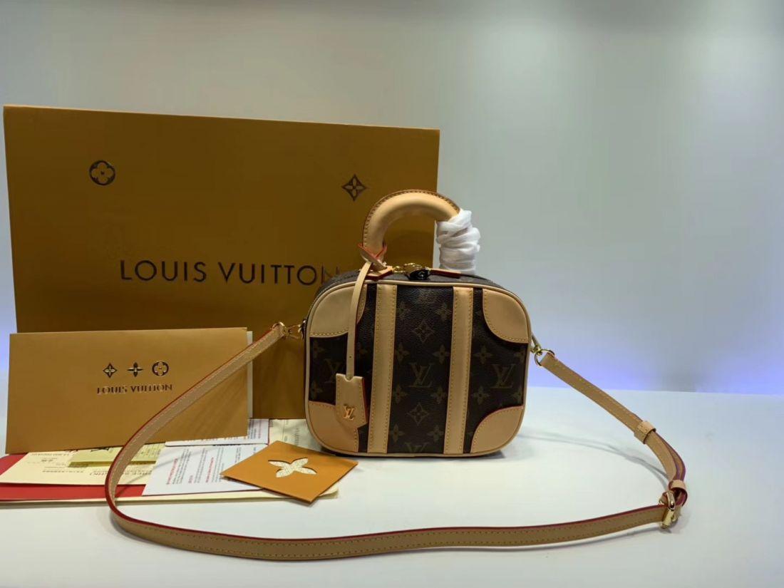 LV Mini Luggage