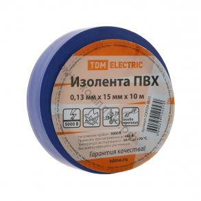 Изолента ПВХ 0,15мм*19мм * 20м TDM особо прочная