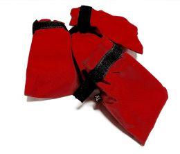 Защитные тапочки для собак Невский Ангел (комплект из 4 шт)