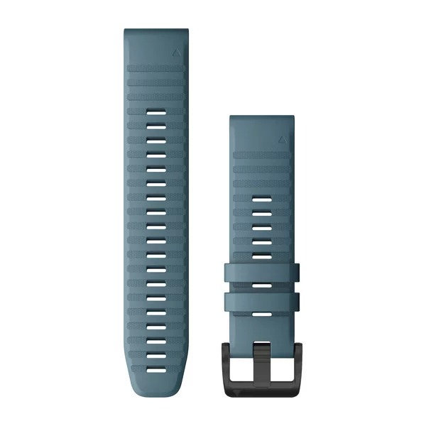 Ремешок сменный QuickFit 22мм силиконовый тёмно-синий