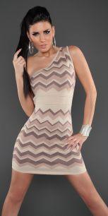 Мини платье с утягивающим эффектом