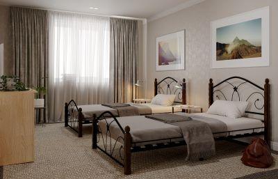 Кровать Форвард-Мебель Селена 1