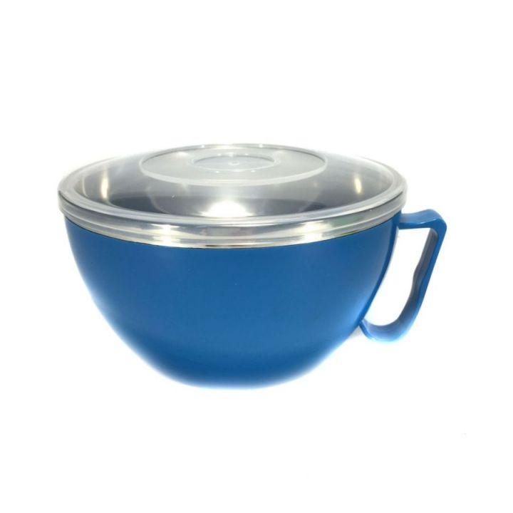 Чаша из нержавеющей стали для лапши Fresh Bowl