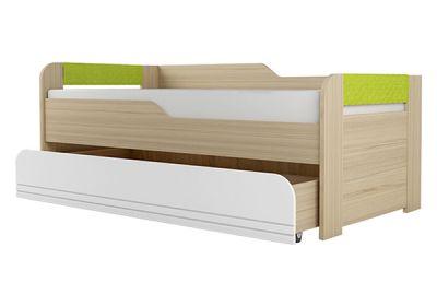 Детская кровать Аквилон Стиль двухуровневая