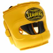 Шлем боксерский LEADERS YL с бамперной защитой