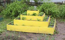 Клумба К- 1ярус цвет К-180