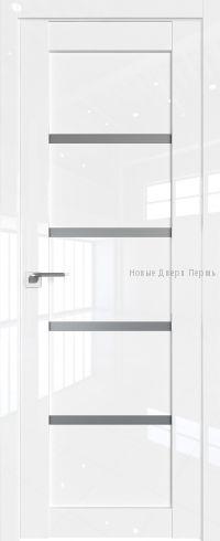 2.09L Белый люкс глянцевая дверь - PROFIL DOORS двери