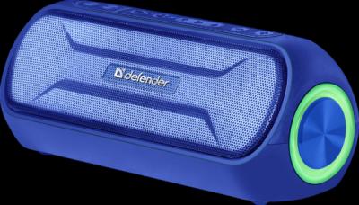 НОВИНКА. Портативная акустика Enjoy S1000 синий, 20Вт, bluetooth