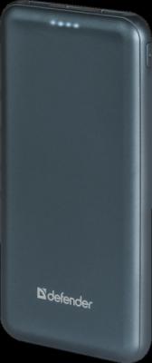 НОВИНКА. Внешний аккумулятор ExtraLife 10000F 2xUSB,2.1A,10000mAh,2 входа