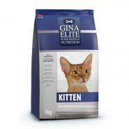 Gina Elite KITTEN Полнорационный корм для котят, 3 кг