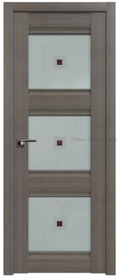4Х Пекан - со стеклом - PROFIL DOORS межкомнатные двери