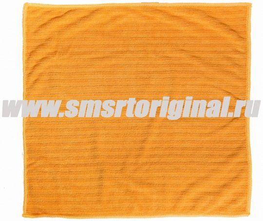 Smart Microfiber Салфетка Макси оранжевая серия Премиум 40 х 40 см