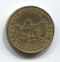 10 леков 2000 года Албания